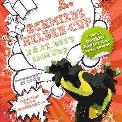 1. Schmiede Helden-Cup Flyer